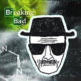 Breaking Bad ST BrBa HEISEN1 Decal (Heisenberg Drawing)