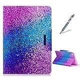 Keteen Coque pour iPad Mini 1/Mini 2/Mini 3/Mini 4 (7.9 PU Cuir Flip Cover Fermeture...