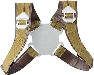 Captain Geschirr Infinity War Erwachsene Herren Braun Leder Harness Schultergurt Cosplay Kost/üm Film Verkleiden Halloween Kleidung Zubeh/ör