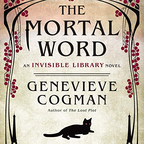 The Mortal Word audiobook cover art