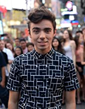 Posterazzi Poster Print Nathan Sykes On Location Video Shoot in Times Square Candids-Fri New York Ny July 24 2015. Photo by Eli WinstonEverett Collection Celebrity (8 x 10)