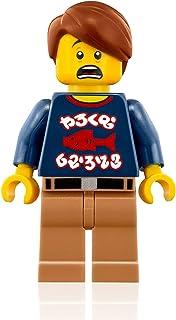 LEGO The Ninjago Movie Minfigure - Henry (Scared Look) 70615
