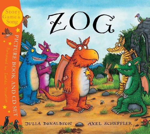 Zog (+ CD)