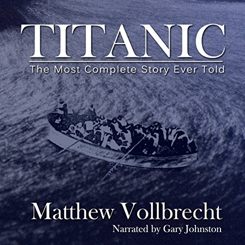 Titanic  By  cover art