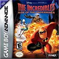 Incredibles 2: Rise of the Underminer (輸入版)
