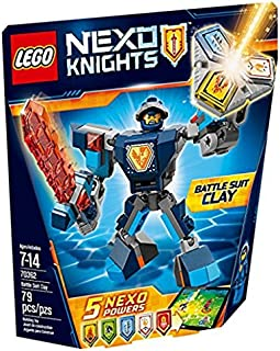 LEGO 70362 Battle Suit Clay Mini Figure