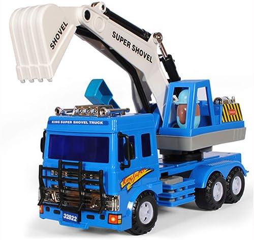 Yingjianjun Muldenkipper BAU LKW Modell, Engineering Truck Muldenkipper Junge Spielzeugauto LKW Strand LKW Technik Spielzeugauto ( Style   3 )