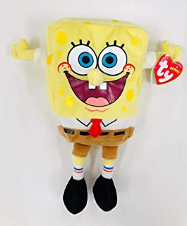 Ty Beanie Babies Spongebob Best Day Ever