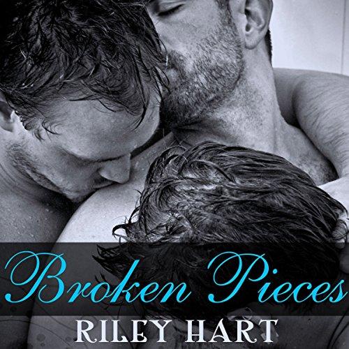 Broken Pieces audiobook cover art