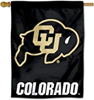 Colorado State Rams 2x3 Foot Embroidered Flag College Flags /& Banners Co