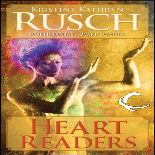 Heart Readers audiobook cover art