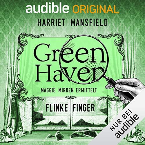 9. Flinke Finger Audiobook By Harriet Mansfield cover art