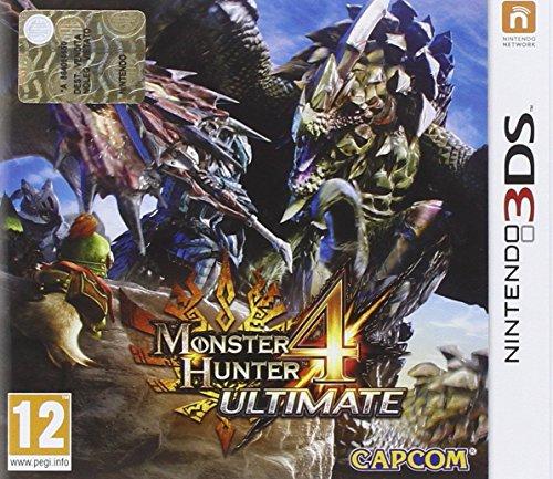 Nintendo Sw 3DS 2228649 Monster Hunter 4 Ultimate