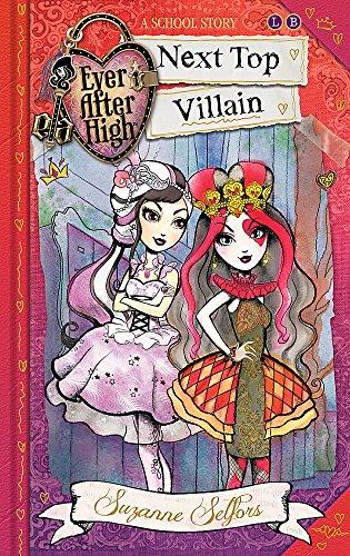 Next Top Villain: A School Story, Book 1