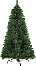7FT Christmas Tree 2.1M Xmas Faux Green Tree Jingle Jollys Holiday Decoration Indoor Décor Home Office Classroom Store Mar...