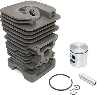 WHHHuan Kit de Piston de Cylindre 1set 41mm pour McCulloch Chainsaw CS42S CS330 CS360 CS360T CS370 CS400 CS400T CS420T Mac...