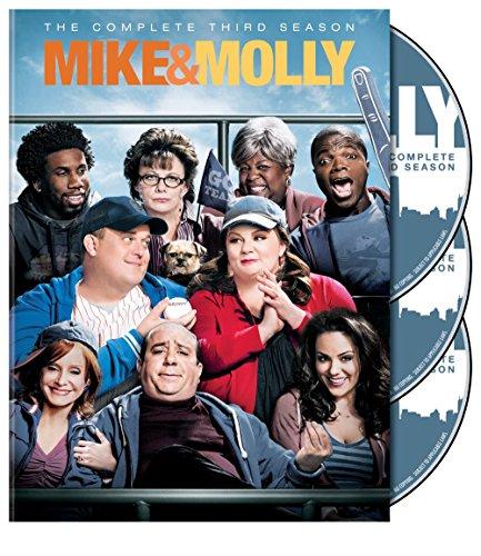 Mike & Molly: Complete Third Season (3 Dvd) [Edizione: Stati Uniti] [USA]