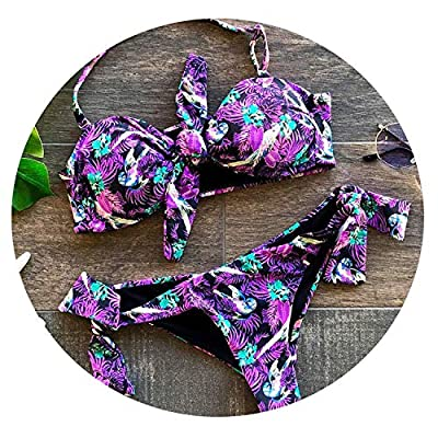 littlepiggy 2019 New Sexy Women Swimsuit Push Up Bathing Suit Brazilian Bikinis Summer Beach Wear,PL19215Z1,S