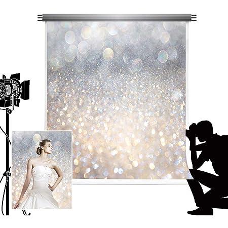 Kate Fotohintergrund Blau 3x3m Bokeh Wald Foto Kamera