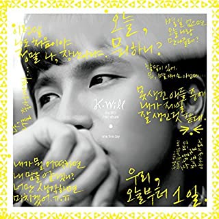 Starship Entertainment K.Will Kwill - One Fine Day (5Th Mini Album)