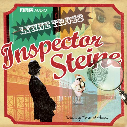 Inspector Steine (Dramatised) cover art