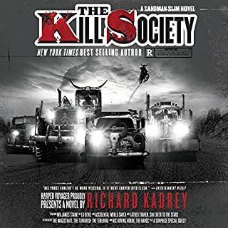 The Kill Society     A Sandman Slim Novel              By:                                                                                                                                 Richard Kadrey                               Narrated by:                                                                                                                                 MacLeod Andrews                      Length: 9 hrs and 15 mins     1,103 ratings     Overall 4.8