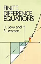 Finite Difference Equations (Dover Books on Mathematics)