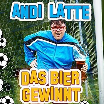 Das Bier gewinnt (Kreisligafussball)