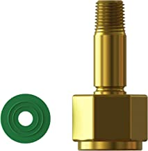 CGA-320 Nut, Nipple and Washer. Carbon Dioxide Tank Fitting, CO-2, CO-3