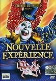 cirque du soleil. nouvelle expériece regia di jacq [Italia] [DVD]
