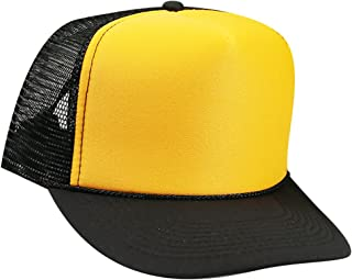 low profile trucker hats wholesale