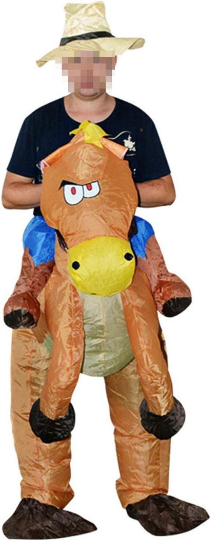 KUANDARM Inflatable Clothing Costume Tulsa Mall Anim Back Human 5 ☆ very popular