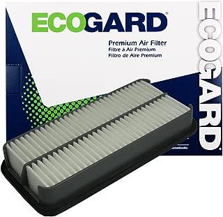 ECOGARD XA4869 Premium Engine Air Filter Fits Geo Tracker / Suzuki Sidekick / Chevrolet Tracker / Suzuki X-90