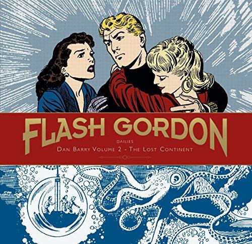 Image of Flash Gordon: Dan Barry Vol. 2: The Lost Continent