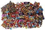 Süßigkeiten – Mix 210-teilig mit Konfetti, zur Füllung einer Pinata, 1er Pack (1 x 988g)