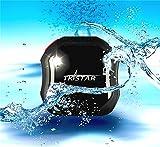 tkstar-waterproof GPS con SOS botón, Mini coche localizador rastreador de, para la edad/Los niños/coche, batería de larga duración para buscador de coche, vehículo recorder-tk1000