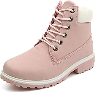 9639849af8a Pink Women's Boots | Amazon.com