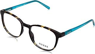 3829f1638e Guess GU3009 Gafas de Sol, (Marron Oscuro), 49.0 Unisex Adulto