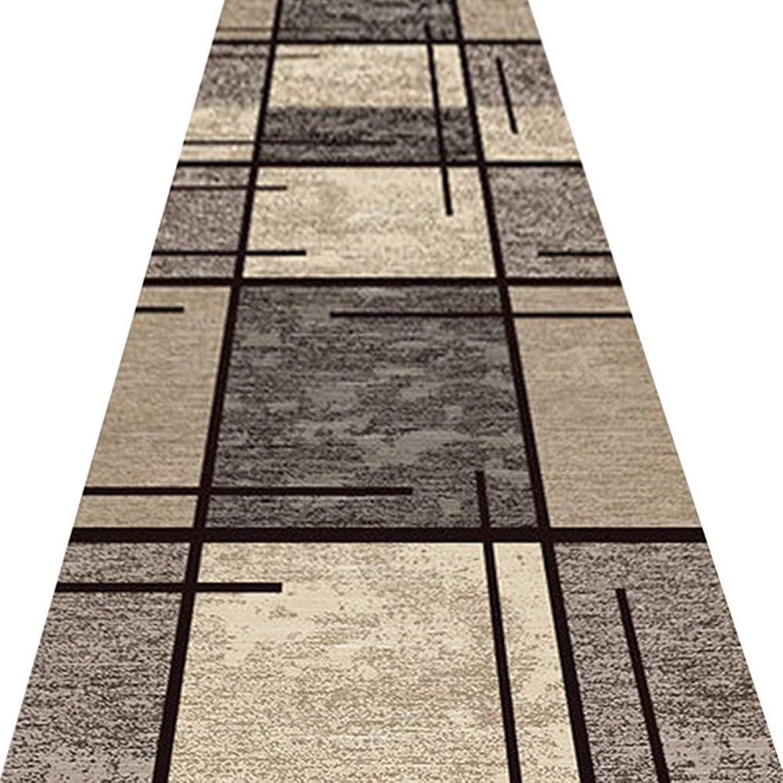 QIANCHENG-carpets Alfombra De Pasillo Cocina Habitación Alfombra del Piso Durable, Longitudes Múltiples (Color   B, Talla   0.6×3m)