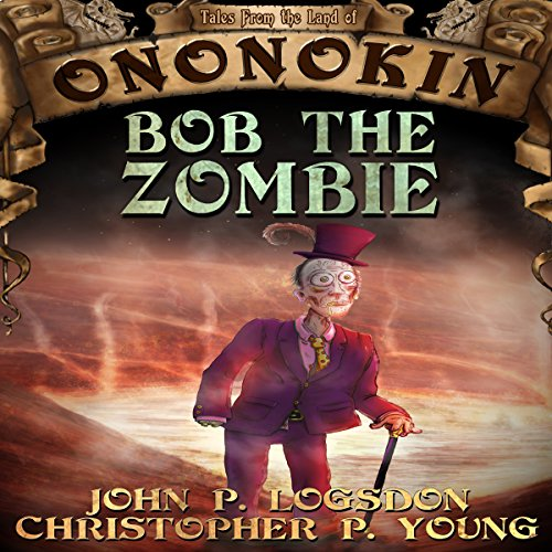 Bob the Zombie cover art