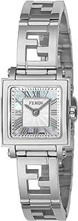 [フェンディ]FENDI 腕時計 QUADOROMINI ホワイトパール文字盤 F605024500 レディース 【並行輸入品】