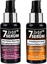 7 Day Serum - Hair Growth Booster & Anti Ageing Youthful Glow Facial Serum