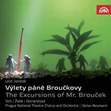 The Excursions of Mr. Brouček to the Moon and into the 15th Century. Opera in 2 Parts, ., Act II:
