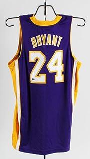 47b20de6b19 Kobe Bryant Autographed Jersey - Kid s L - Panini - Panini Certified - Autographed  NBA Jerseys