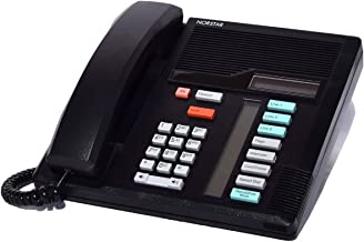 $72 » Black Nortel Norstar M7208 Telephone - Factory Refurbished - 1 Year Warranty