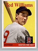 Baseball MLB 2019 Topps Archives #24 Ted Williams Red Sox