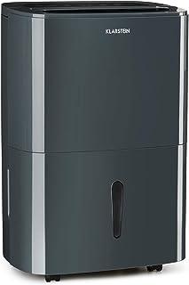KLARSTEIN DryFy 20 - Déshumidificateur d'air, 20 L/24h, Puissance 420W, Réservoir d'eau de 5L, Pièces de 40-50 m² (jusqu'à...