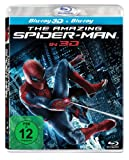 Bluray 3D Charts Platz 9: The Amazing Spider-Man (+ Blu-ray) [Blu-ray 3D]