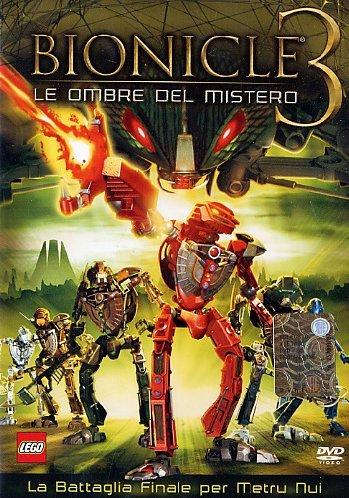 Bionicle 3 - Le Ombre Del Mistero [Italia] [DVD]