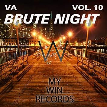 Brute Night, Vol. 10